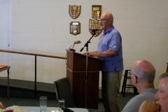 22 Dean Peters extends St. Paul's appreciation to Rev Dick